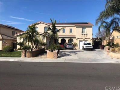 13308 Wooden Gate Way, Eastvale, CA 92880 - MLS#: CV20012490