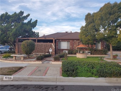 16105 E San Bernardino Road, Covina, CA 91722 - MLS#: CV20013176
