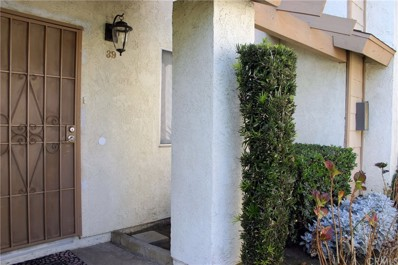12836 12th Street UNIT 39, Chino, CA 91710 - MLS#: CV20014765