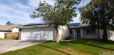 3381 N Carnation Drive, Rialto, CA 92377 - MLS#: CV20015554