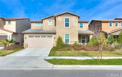 16992 Rudeen Lane, Fontana, CA 92336 - MLS#: CV20016533