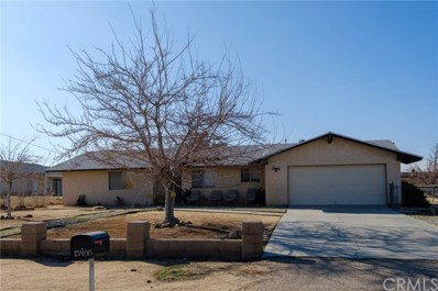 15400 Don Roberto Road, Victorville, CA 92394 - MLS#: CV20016796