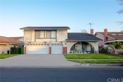 2605 Alona Street, Santa Ana, CA 92706 - MLS#: CV20017236