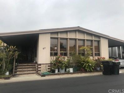 1919 W Coronet Avenue UNIT 67, Anaheim, CA 92801 - MLS#: CV20019194