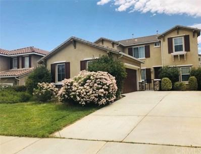 37136 Pergola Terrace, Palmdale, CA 93551 - MLS#: CV20020079