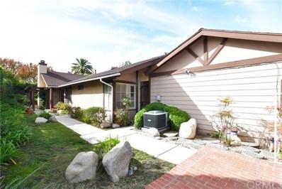 1877 Clear River Lane, Hacienda Hts, CA 91745 - MLS#: CV20021075