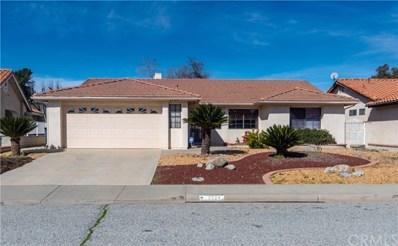 2724 Beech Tree Street, Hemet, CA 92545 - MLS#: CV20021300