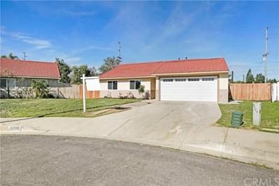 9700 Sandalwood Avenue, Bloomington, CA 92316 - MLS#: CV20021819