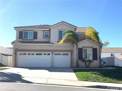 15745 Avenida De Calma, Moreno Valley, CA 92555 - MLS#: CV20024995