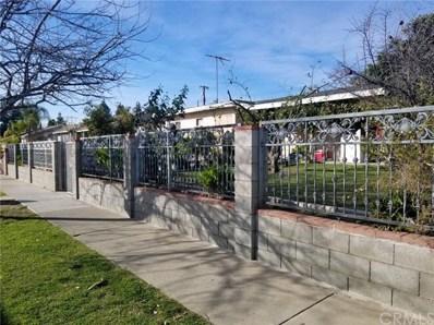 5484 San Bernardino Street, Montclair, CA 91763 - MLS#: CV20031073