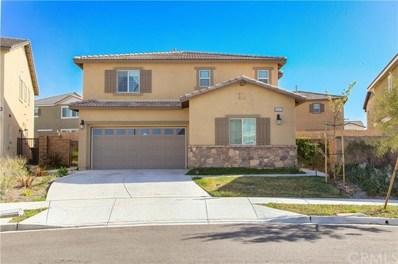 6957 Sagebrush Way, Fontana, CA 92336 - MLS#: CV20031383