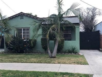 820 W 71st Street, Los Angeles, CA 90044 - MLS#: CV20033131