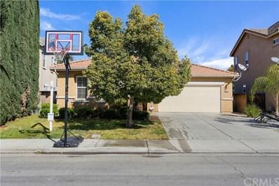 22338 Witchhazel Avenue, Moreno Valley, CA 92553 - MLS#: CV20033439