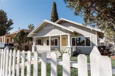 124 N J Street, San Bernardino, CA 92410 - MLS#: CV20035933