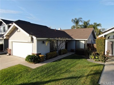 3729 Santiago Creek Way, Ontario, CA 91761 - MLS#: CV20036366