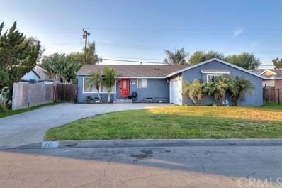 337 Evanwood Avenue, La Puente, CA 91744 - MLS#: CV20036684