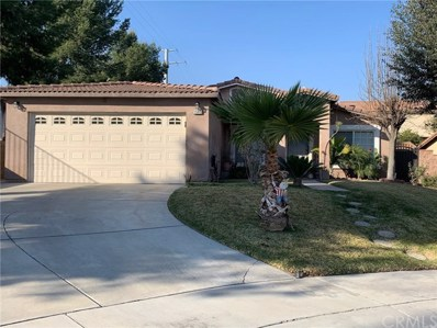 1595 Solista Circle, Colton, CA 92324 - MLS#: CV20038590