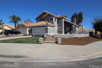 39564 Chabot Circle, Murrieta, CA 92562 - MLS#: CV20039155