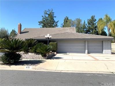 415 Golden Prados Drive, Diamond Bar, CA 91765 - MLS#: CV20040923