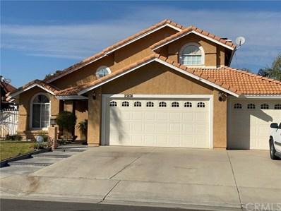 23874 Rowe Drive, Moreno Valley, CA 92557 - MLS#: CV20040966