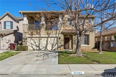 22392 Black Gum Street, Moreno Valley, CA 92553 - MLS#: CV20044058