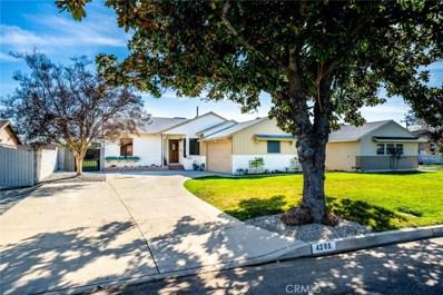 4285 Denver Street, Montclair, CA 91763 - MLS#: CV20049410