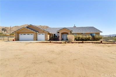 16325 Moccasin Road, Apple Valley, CA 92307 - MLS#: CV20049865