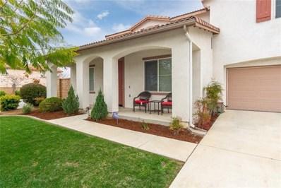 27132 Golden Field Court, Moreno Valley, CA 92555 - MLS#: CV20055600