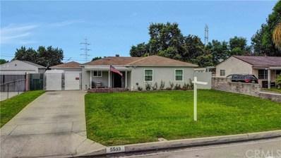 5533 N Barranca Avenue, Covina, CA 91722 - MLS#: CV20055771
