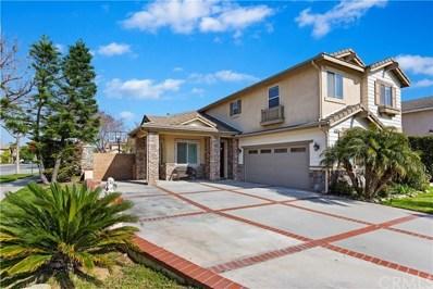 7573 Morning Crest Place, Rancho Cucamonga, CA 91739 - MLS#: CV20068045