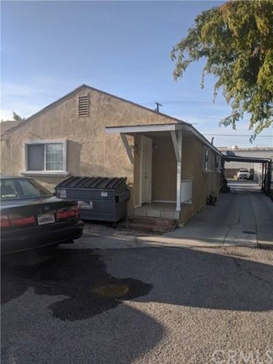 8377 Cypress Avenue, Riverside, CA 92503 - MLS#: CV20077482