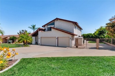 8793 Brilliant Lane, Alta Loma, CA 91701 - MLS#: CV20090629