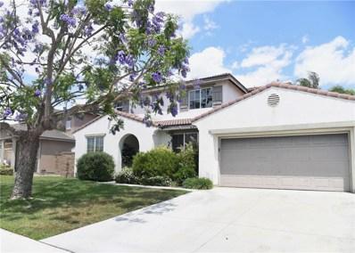 6570 Peach Blossom Street, Eastvale, CA 92880 - MLS#: CV20095695