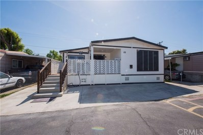 1401 W 9th Street UNIT 132, Pomona, CA 91766 - MLS#: CV20096519