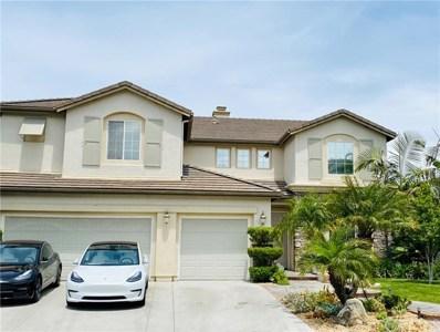601 Crestview Drive, Diamond Bar, CA 91765 - MLS#: CV20104175