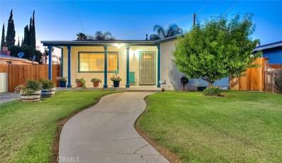1423 Villa Street, Riverside, CA 92507 - #: CV20127447