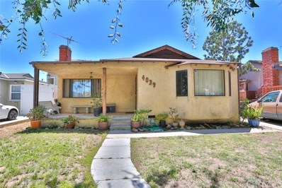 4039 Albright Avenue, Los Angeles, CA 90066 - MLS#: CV20130884