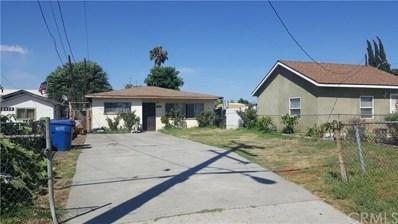 12323 Elliott Avenue, El Monte, CA 91732 - MLS#: CV20137685