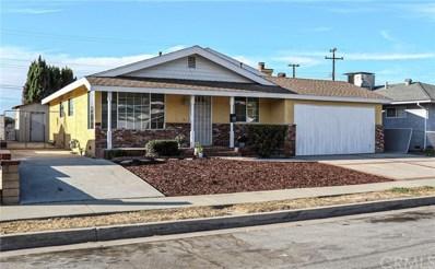 18469 Marimba Street, Rowland Heights, CA 91748 - MLS#: CV20146499