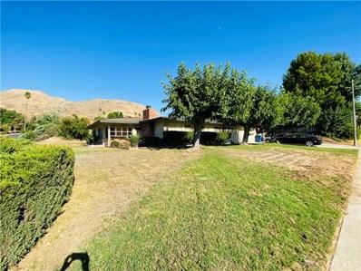 212 Barret Road, Riverside, CA 92507 - MLS#: CV20151192
