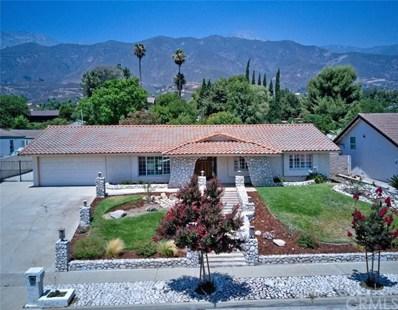 9480 Hillside Road, Alta Loma, CA 91737 - MLS#: CV20160926