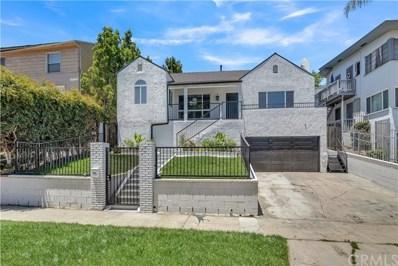 1309 S Mansfield Avenue, Los Angeles, CA 90019 - MLS#: CV20162959