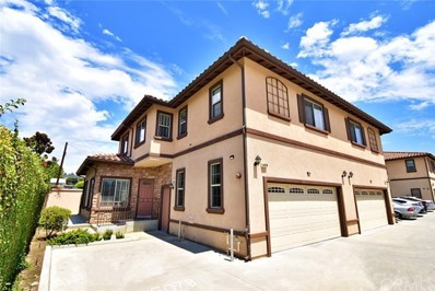 607 N Walnut UNIT B, La Habra, CA 90631 - MLS#: CV20163570
