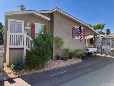 1512 E 5th Street UNIT 110, Ontario, CA 91764 - MLS#: CV20165343