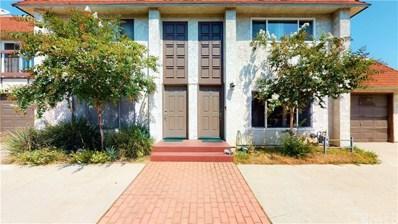 1226 S Mayflower Avenue UNIT G, Monrovia, CA 91016 - MLS#: CV20183186