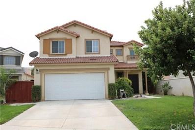26821 Vista Allegre, Moreno Valley, CA 92555 - MLS#: CV20189853