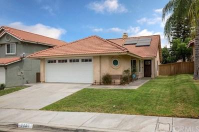 3501 Four Seasons Road, Riverside, CA 92503 - MLS#: CV20192758