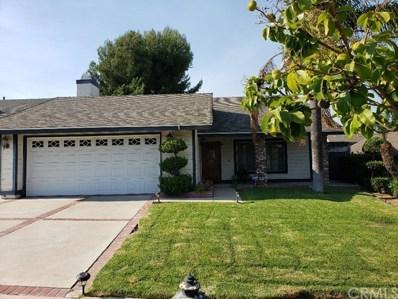 3352 Organdy Lane, Chino Hills, CA 91709 - MLS#: CV20201437