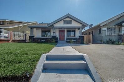 1256 W 51st Place, Los Angeles, CA 90037 - MLS#: CV20219077