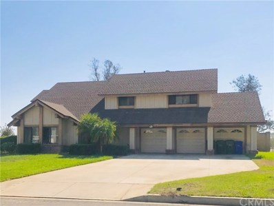 9767 Whirlaway Street, Rancho Cucamonga, CA 91737 - MLS#: CV20220245